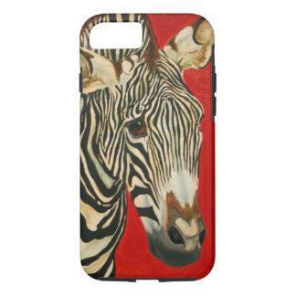 Grevy's Zebra African Wildlife Zoo Animal Art iPhone 7 Case