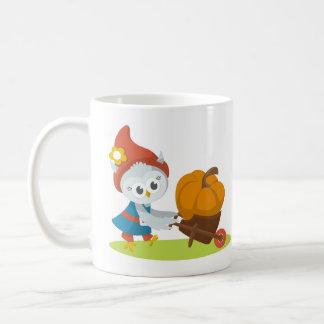 Greww and the Giant Pumpkin Coffee Mug