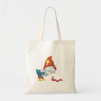 Greww and the Worm Tote Bag