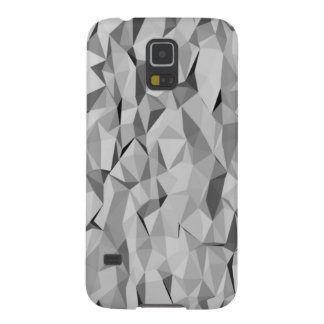 grey abstract pattern galaxy s5 cover