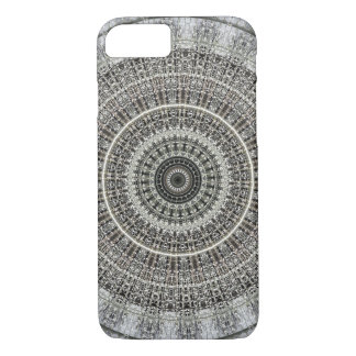 Grey and white sparkly iPhone 8/7 case