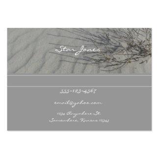 Grey Beach business card