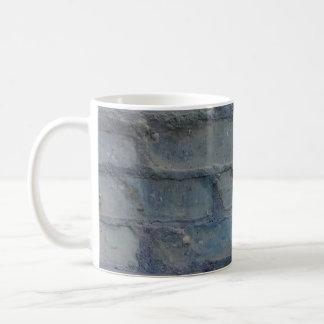 Grey brick mug
