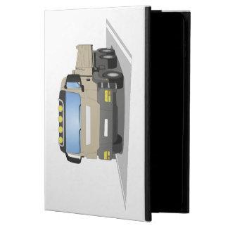 grey building sites truck powis iPad air 2 case