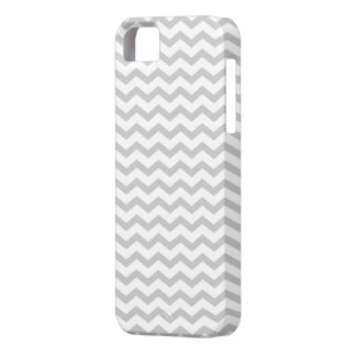 Grey Chevron iPhone 5 Cover