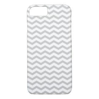 Grey Chevron iPhone 8/7 Case