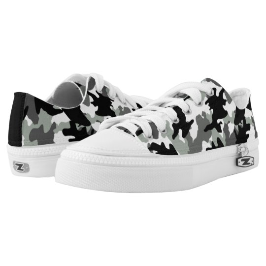 Grey Custom Colour Camo Military Camouflage Low Low