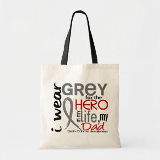 Grey For My Hero 2 Dad Brain Cancer