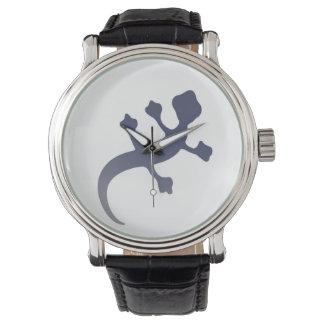 Grey Gecko Watch