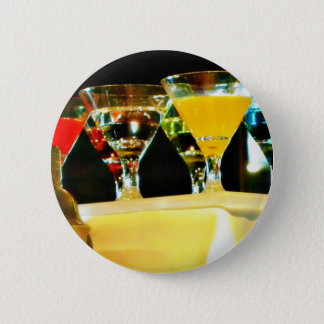 grey goose martinis 6 cm round badge