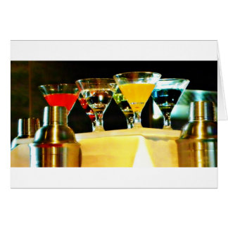 grey goose martinis card