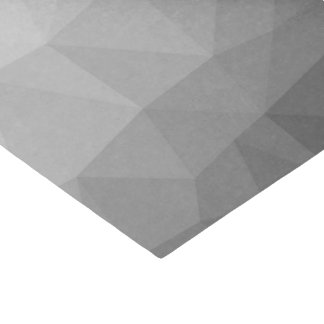 Grey Gradient Geometric Mesh Tissue Paper