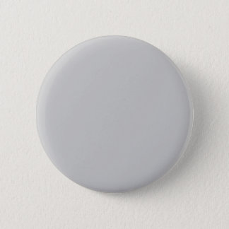 Grey / Gray Template 6 Cm Round Badge