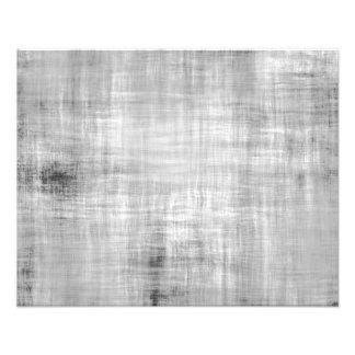 Grey Grunge Textured Photograph
