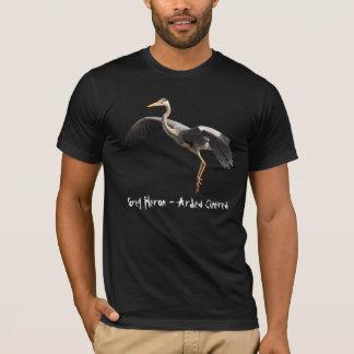 Grey Heron Shirt