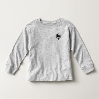 Grey Long Sleeve Gamer Shirt! Toddler T-Shirt