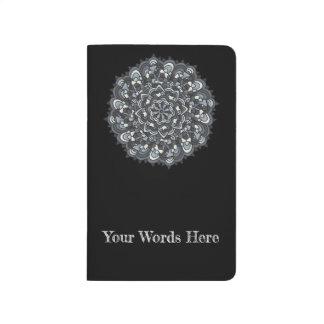 Grey Mandala Journal