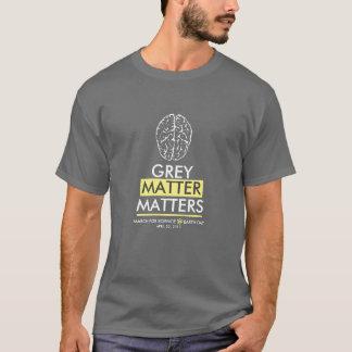 Grey Matter Matters T-Shirt