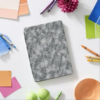 Grey Microdots iPad Pro Cover