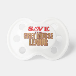 Grey Mouse Lemur Save Dummy