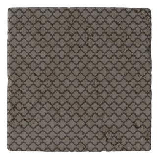 Grey Ornamental Trivet