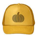Grey Pumpkin Orange Lights Halloween Hats