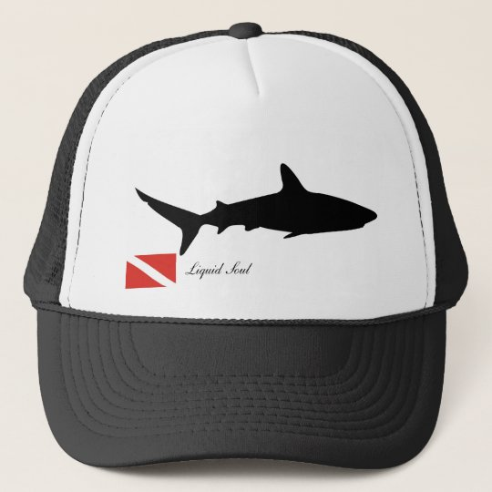 Grey Reef Shark - Hat