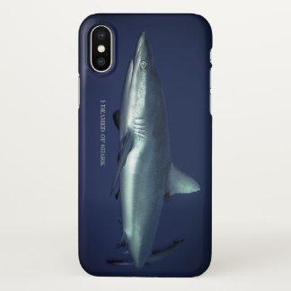 Grey Reef Shark in Yap Micronesia iPhone X Case