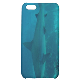 Grey Reef Shark Swimming iPhone 5C Cover