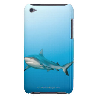 Grey reef sharks (Carcharhinus amblyrhnchos) iPod Touch Cases