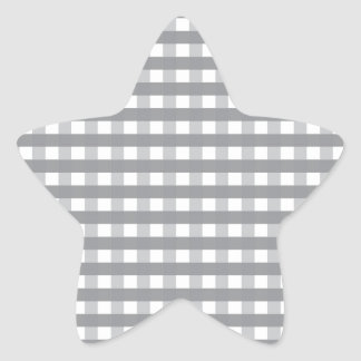 Grey Retro Style Pattern - Weddings Stickers