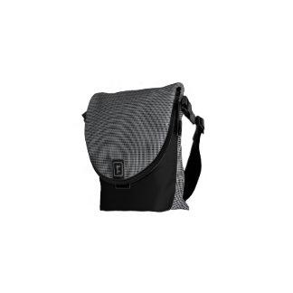 Grey richness! messenger bag