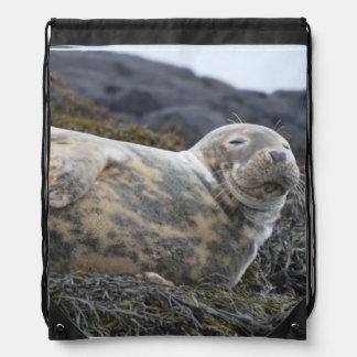 Grey Seal Backpack