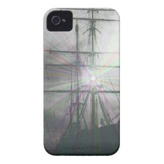 Grey ship blackberry bold Case