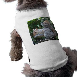 Grey Squirrel Shirt