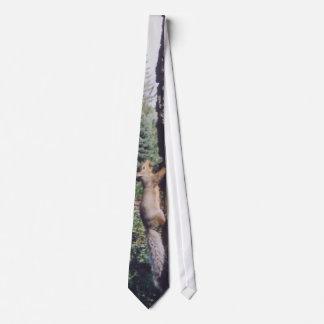 Grey Squirrel - tie