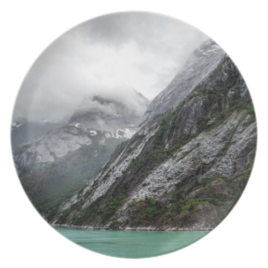 Grey Stone Mountain Plate