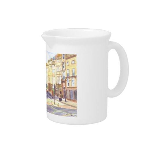 Grey Street, Newcastle pitcher