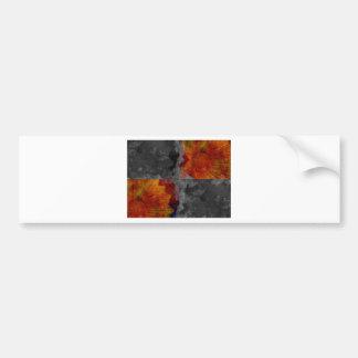 Grey Surprise Bumper Sticker