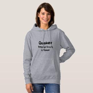 Grey sweatshirt Quaker RSoF