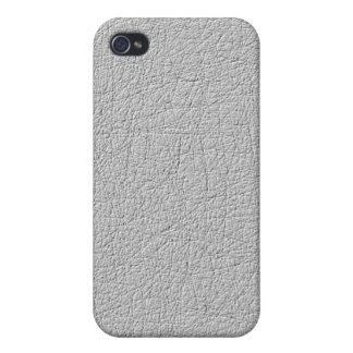 Grey texture modern pern case for the iPhone 4