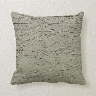 Grey Textured Pillow