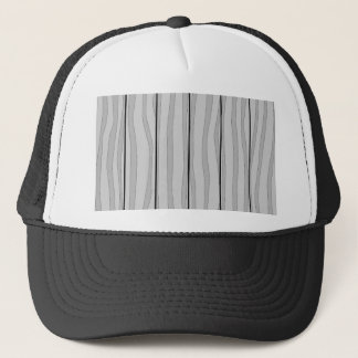 Grey Timber Background Trucker Hat