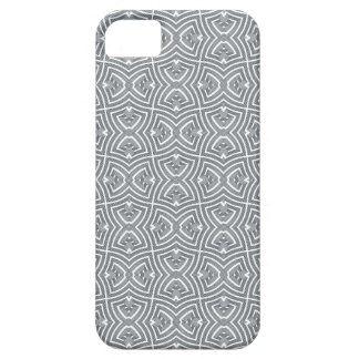 Grey Twisted Knots iPhone 5 Case