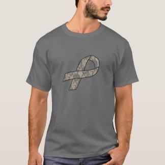 Grey US Army T-Shirt