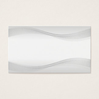 grey waves business card