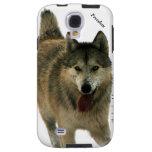 Grey Wolf Case-Mate Tough Samsung Galaxy S4 Case