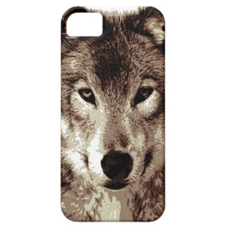 Grey Wolf iPhone 5 Cases