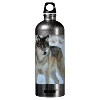 Grey Wolf Liberty Bottle SIGG Traveller 1.0L Water Bottle