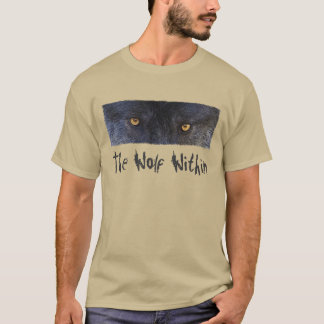GREY WOLF (See Cherokee Legend on back) Shirt